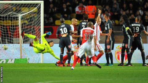 Monaco score