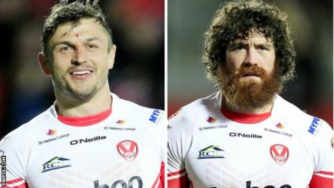 Jon Wilkin and Kyle Amor