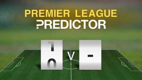 Premier League Predictor: Make your predictions now - BBC Sport