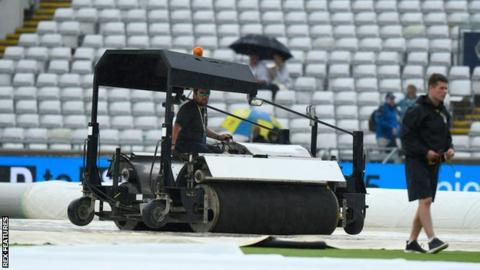 Edgbaston's ground staff