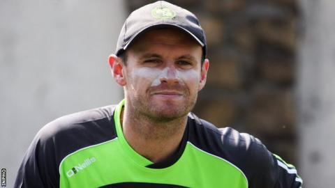 Ireland seamer Nathan Smith ruled out of Test against Pakistan