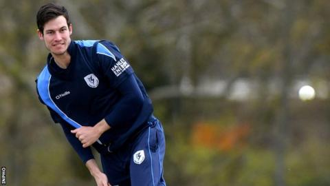 George Dockrell impressed with bat and ball in Lightning's interprovincial victory on Monday