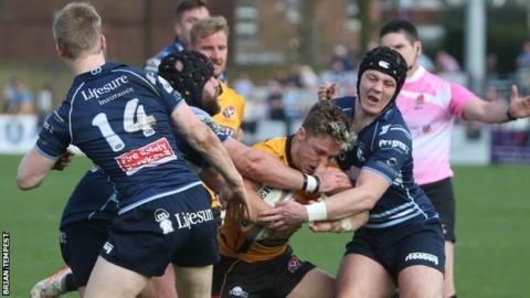 Bedford Blues chairman criticises RFU as ill players made to play in Championship