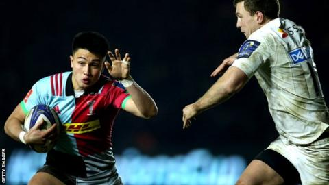 Wasps 26 Ulster Rugby 7