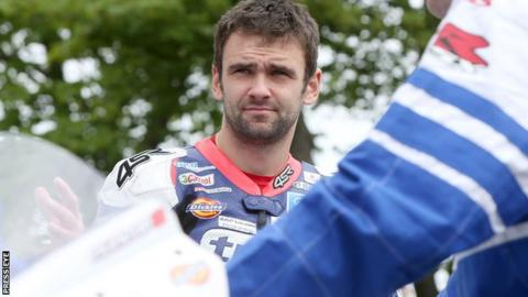 William Dunlop will ride for the Chris Dowd road racing team in 2016