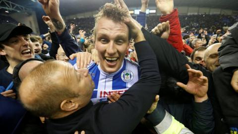 Wigan win