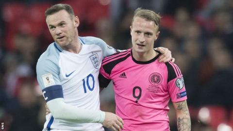 Wayne Rooney, Leigh Griffiths