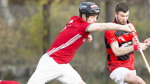 Kinlochshiel beat Glenurquhart in their Premiership match