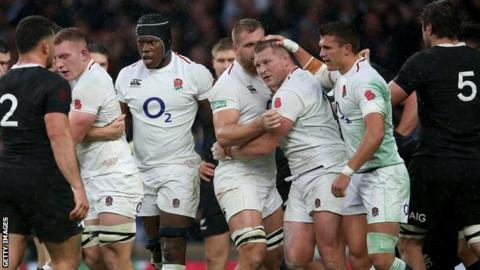 Eddie Jones outlines England's plan to transform rugby with nine-forward formation