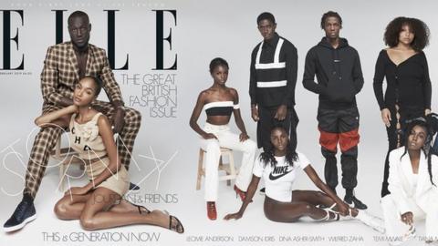 Elle magazine stormzy cover