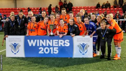 Glasgow City have won the domestic treble in the last four seasons