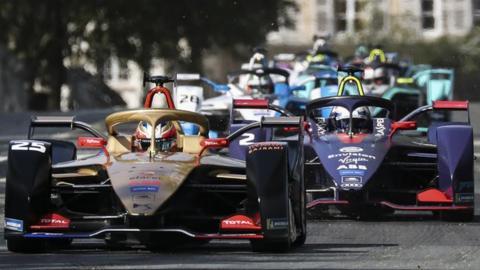 Formula E season finale: A season of exciting racing nears conclusion