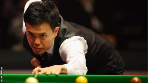 Marco Fu has made 381 career century breaks