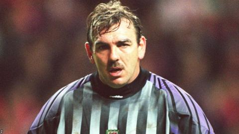 1997: Neville Southall, the most capped Welshman to date, brought the curtain down on a 15-year international career in which he won 92 caps.