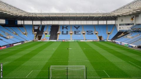Ricoh Arena Coventry City