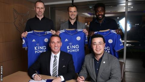 Kolo Toure signs on at Leicester City alongside new coaching team