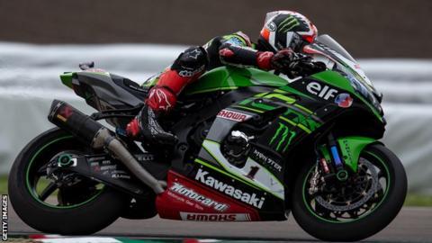 Jonathan Rea has won the World Superbike title for the last four seasons