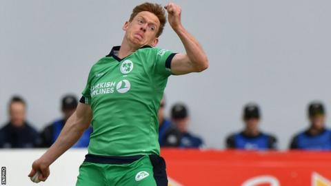 Ireland paceman Craig Young could face surgery for an elbow injury