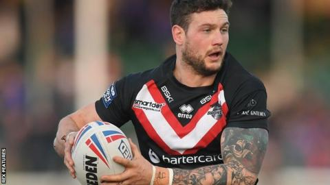 Jay Pitts has scored tries in both London Broncos' visits to Craven Park this season
