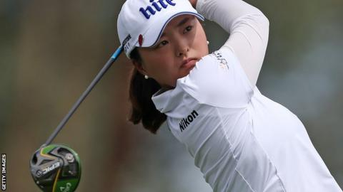 Ko holds her nerve to claim first major in California