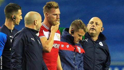 Tomas Kalas has made five appearances for Bristol City since joining on loan from Chelsea