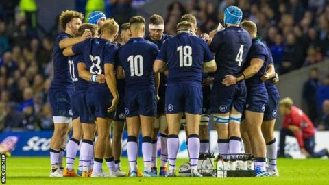 Ireland vs Scotland: Rugby World Cup 2019