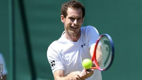 Andy Murray: Two-time champion withdraws from Wimbledon ...  Murray