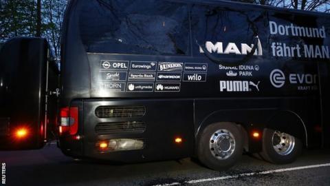 Team bus