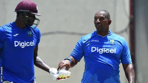 Phil Simmons reappointed West Indies coach three years after being axed