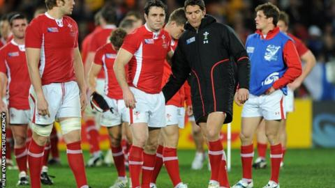 Stephen Jones after 2011 World Cup defeat to France