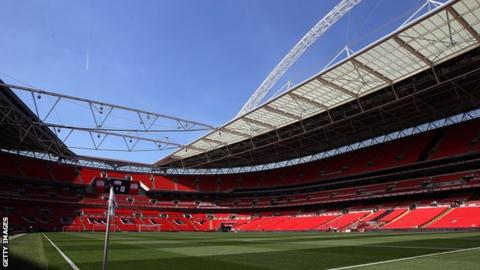 Wembley given more Euro 2020 games