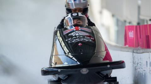 GB women's bobsleigh