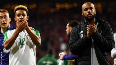 Callum Robinson and David McGoldrick will miss the friendly with Bulgaria