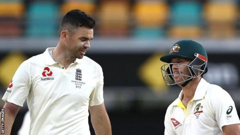 James Anderson Tells England Fans Not To Boo Australia S