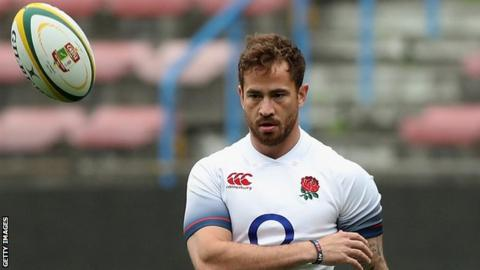 RFU charges Danny Cipriani after conviction