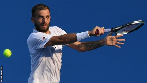 Dan Evans on rise to British number one from being unranked in April 2018