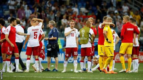 Denmark reached the last 16 of the 2018 World Cup in Russia before losing to Croatia on penalties
