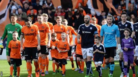 Dundee United v Dundee