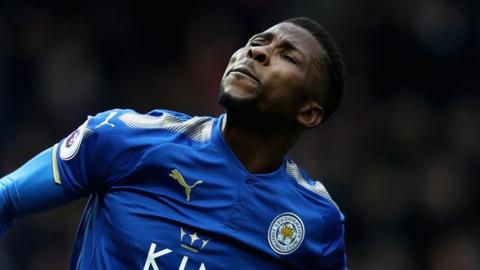 Leicester boss Puel wary of 'dangerous' Brighton