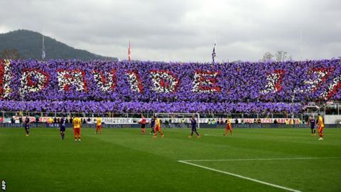 Captain Forever - Fiorentina Pay Emotional Astori Tributes