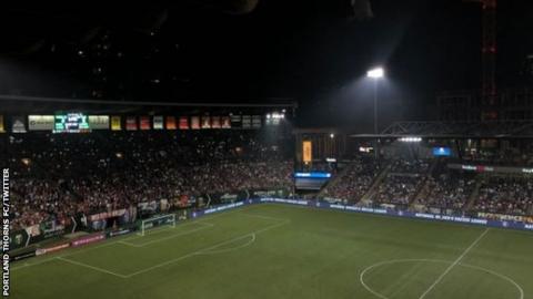 Portland v Sky Blues FC