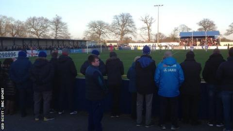 Damson Park had an attendance of 1,475 for last season's Boxing Day meeting with Chester