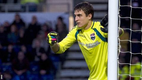 Antonio Reguero is the second goalkeeper to join Hibernian in a week
