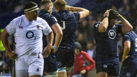 Fagerson (right) has called on Scotland to be more clinical after back-to-back opening defeats