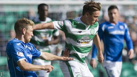 Scott Allan has yet to start a game for Celtic since his move from Hibernian