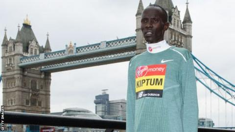 Imperious Eliud Kipchoge makes history in London Marathon win