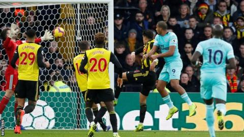 Watford 1-1 Newcastle  Javi Gracia says he was right to make changes ... 10d79bc44