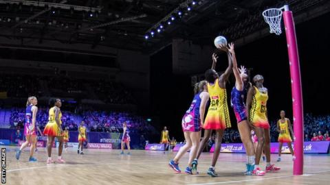 Uganda's shooting accuracy proved too much for Scotland