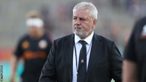 Warren Gatland plans Lions v All Blacks 'decider' in summer of 2021