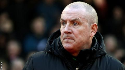 Mark Warburton previously managed Brentford and Rangers before his appointment as Nottingham Forest boss